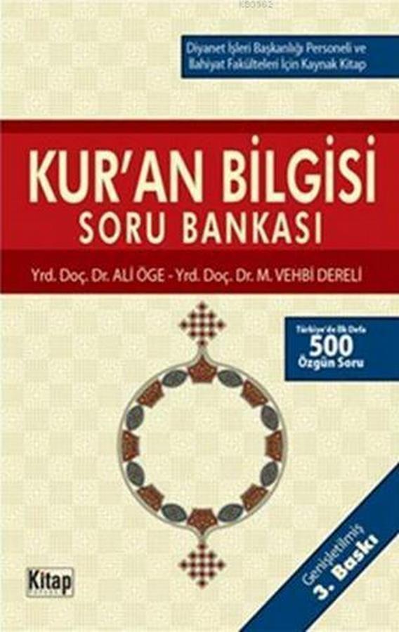 Kuran Bilgisi Soru Bankası-0.0