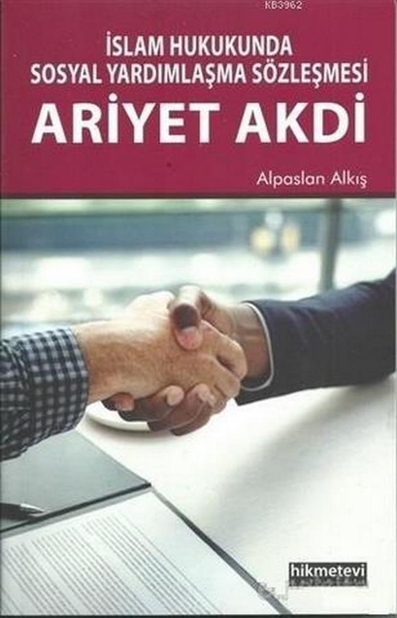 İslam Hukukunda Sosyal Yardımlaşma Sözleşmesi-0.0