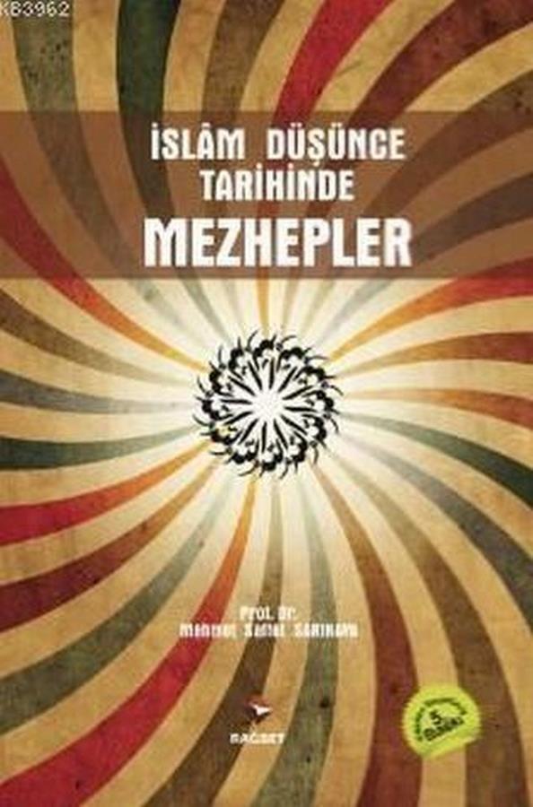 İslam Düşünce Tarihinde Mezhepler-0.0