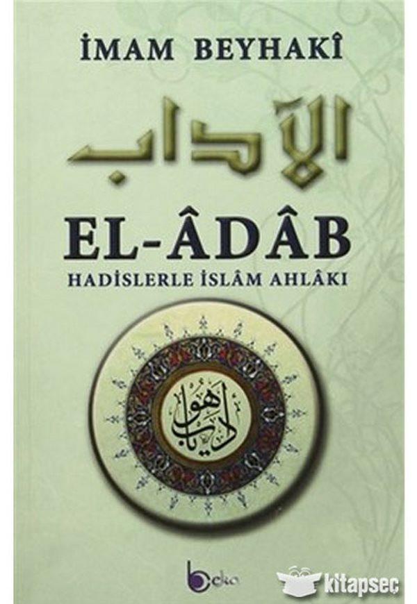 El Adab  Hadislerle İslam Ahlakı-0.0