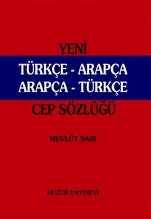 Yeni Türkçe Arapça Arapça Türkçe Cep Sözlüğü-0.0