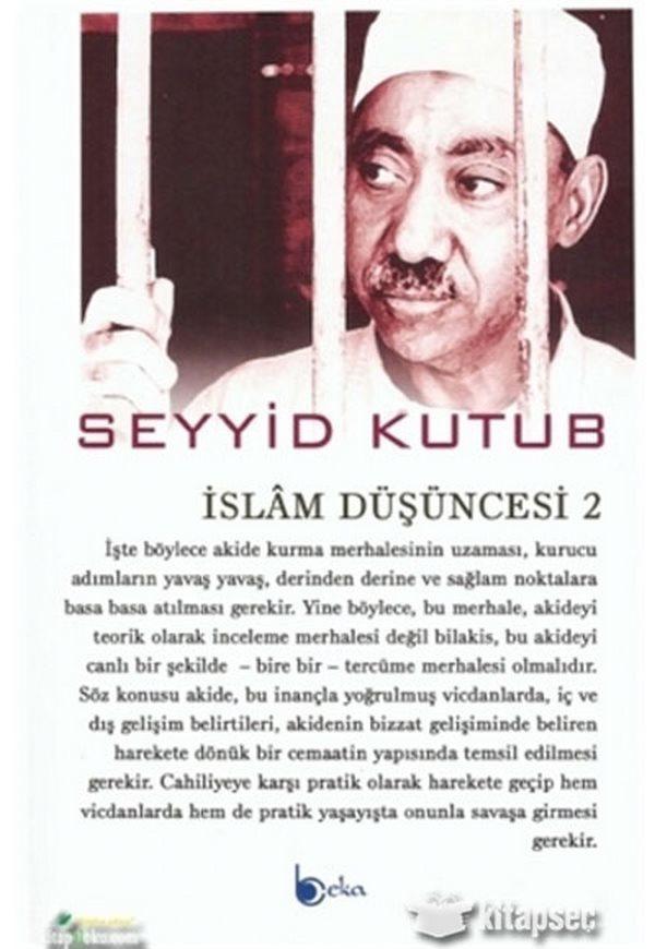 İslam Düşüncesi 2  Seyyid Kutub-0.0