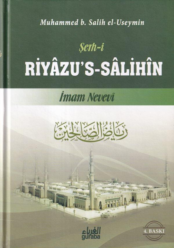 Şerhu Riyazis Salihin İmam Nevevi-شرح رياض الصالحين من كلام سيد المرسلين