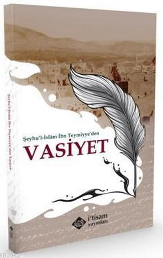 Şeyhul İslam İbn Teymiyyeden Vasiyet-0.0
