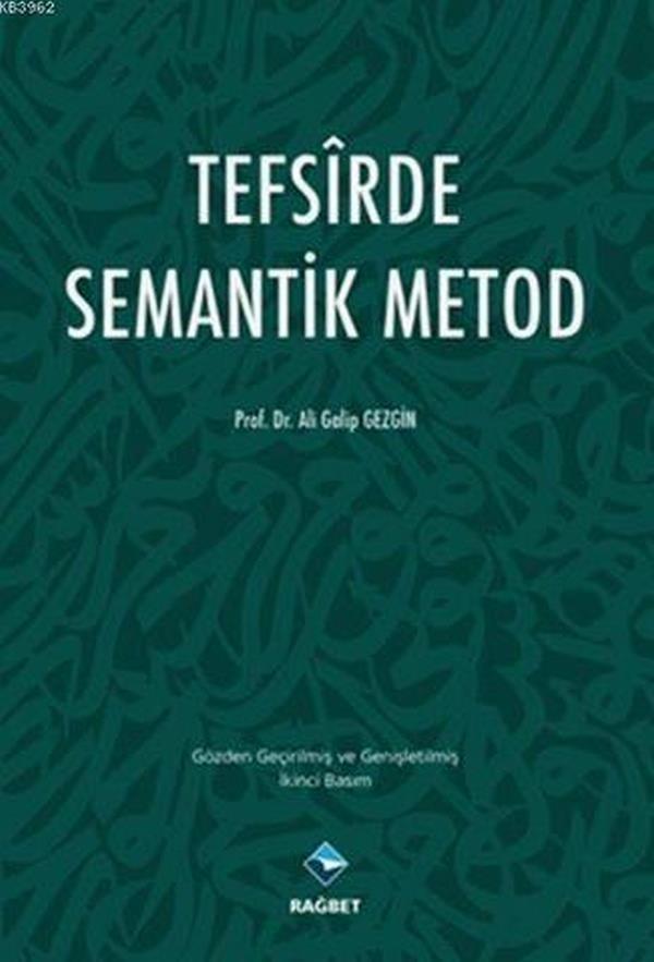 Tefsirde Semantik Metod-0.0
