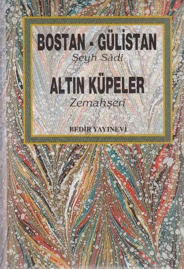 Bostan Gülistan   Altın Küpeler Allame Zemahşeri-0.0