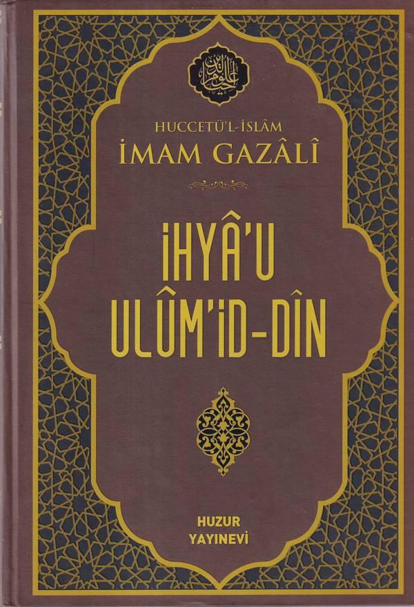 İhyau Ulumid Din-أحياء علوم الدين